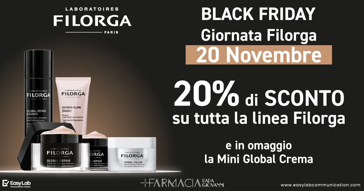 Black Friday Filorga